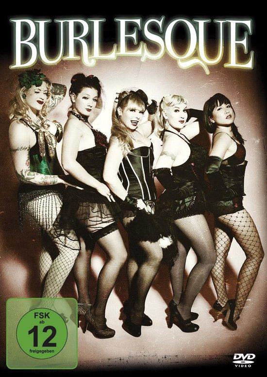 Cover van de film 'Burlesque'