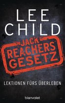 Omslag Jack Reachers Gesetz