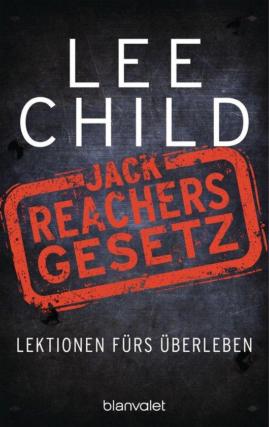 Omslag van Jack Reachers Gesetz