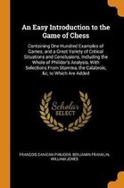 An Easy Introduction to the Game of Chess