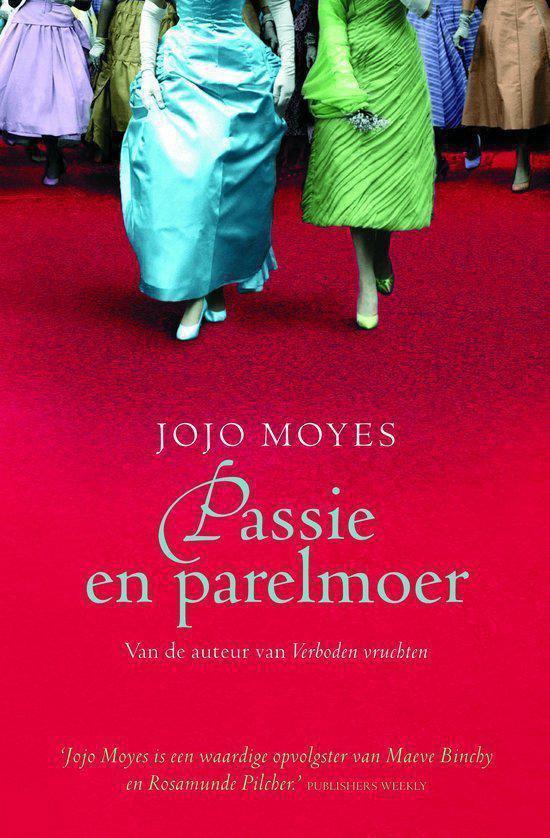 Passie En Parelmoer - Jojo Moyes pdf epub