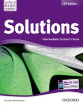 Solutions second edition - Int student's book