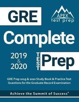 GRE Complete Test Prep
