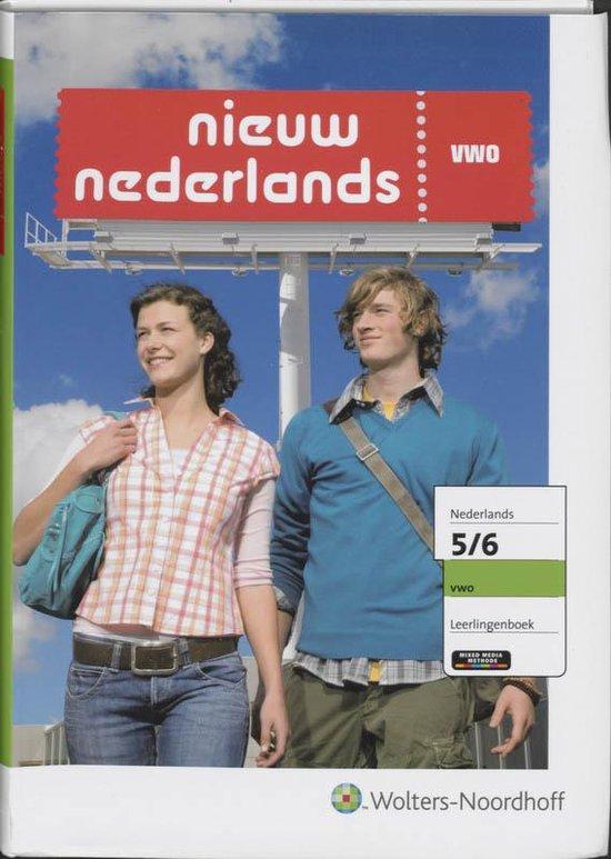 5/6 Vwo Nieuw Nederlands - none  