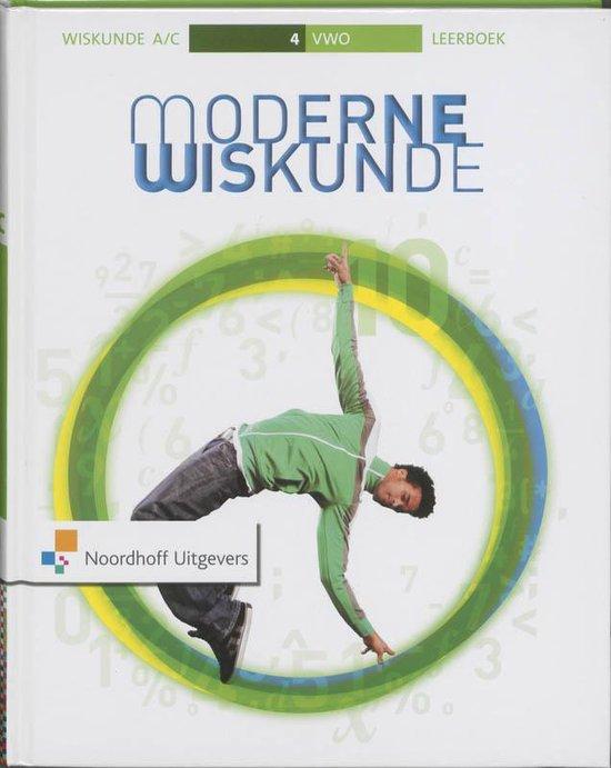 4 vwo A/C Moderne Wiskunde - D. Bos | Fthsonline.com