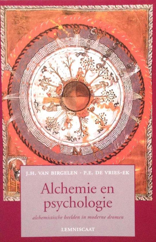 Alchemie en psychologie - J.H. van Birgelen  