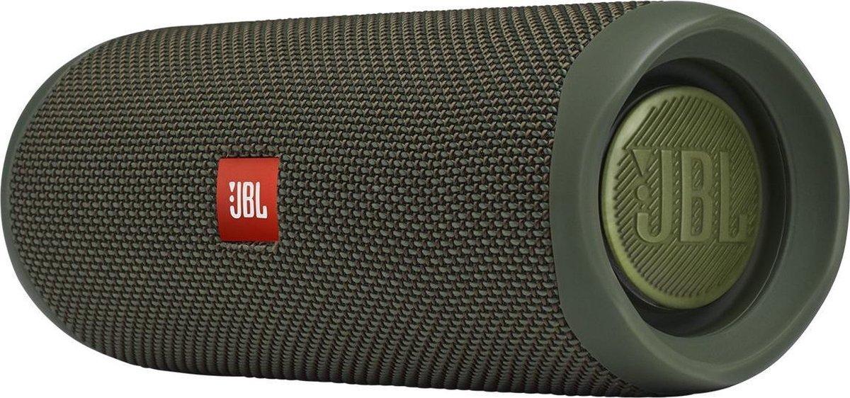 JBL Flip 5 Groen - Draagbare Bluetooth Speaker