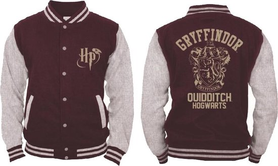 HARRY POTTER - Jacket Teddy Gryffindor (XL)