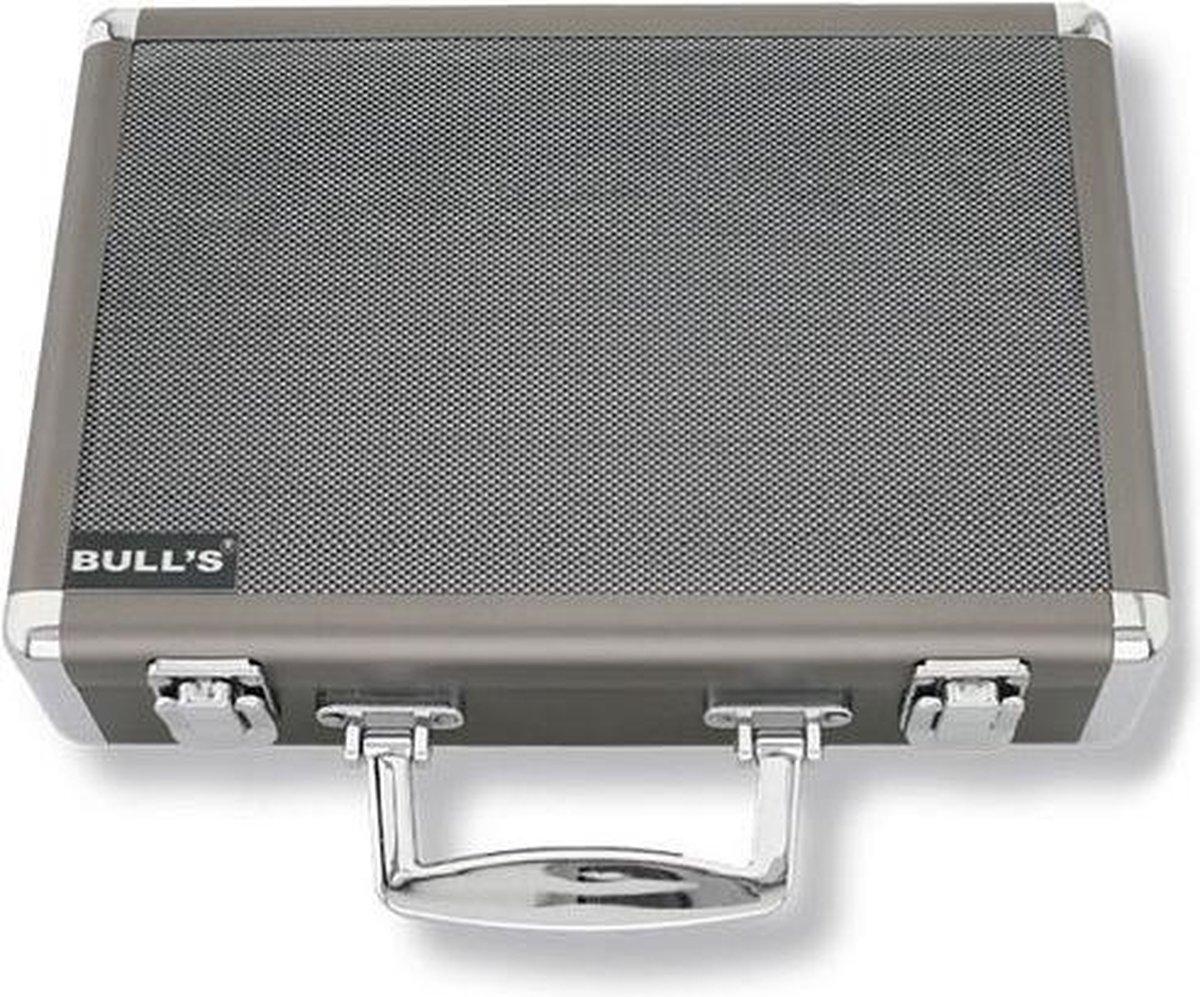 Bull's Dartetui - Unisex - grijs - zilver