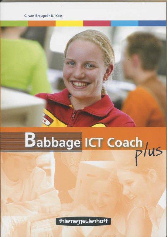 Babbage ITC-coach - Babbage ICT Coach plus - C. van Breugel |