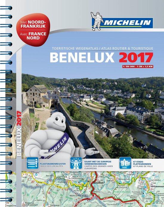 Atlas Michelin Benelux 2017 - none  