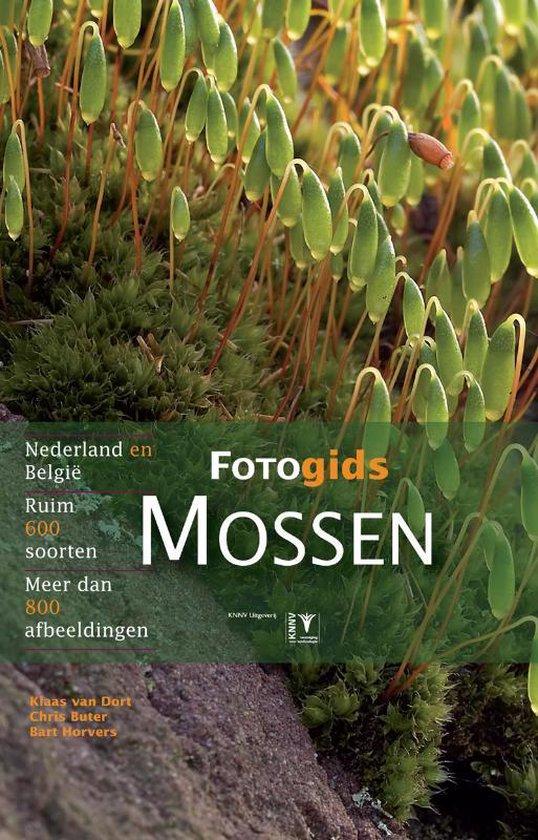 Fotogids mossen - Klaas van Dort |