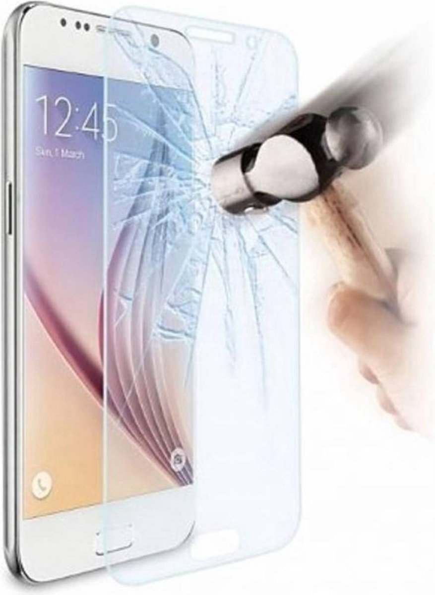 SMH Royal - 3 stuks - Geschikt voor Samsung Galaxy S6 Screenprotector Gehard Glas