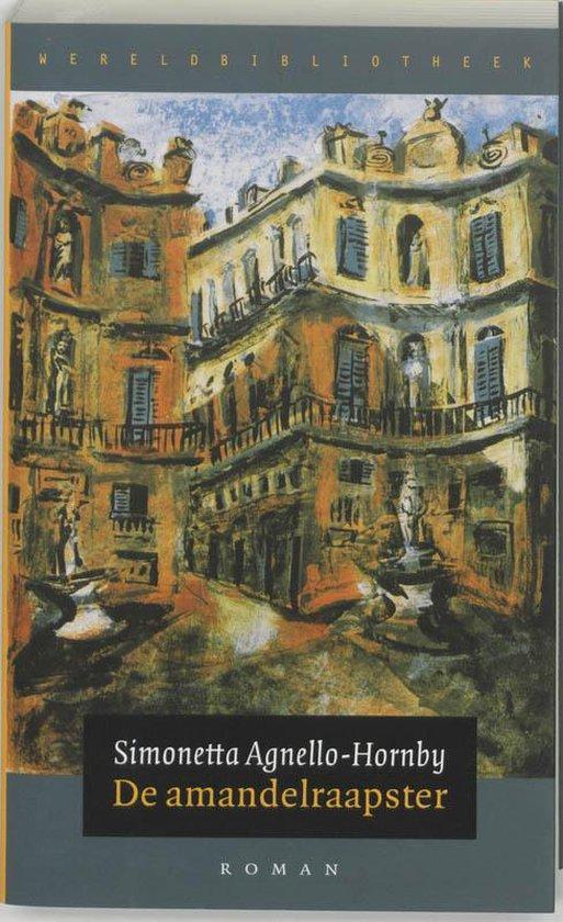 Boek cover De Amandelraapster van Simonetta Agnello-Hornby (Paperback)