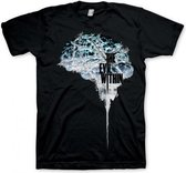The Evil Within T-Shirt Brain Negative (Maat M)