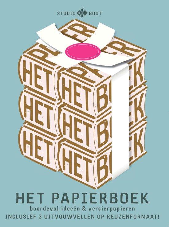 Het papierboek - Boot Studio |