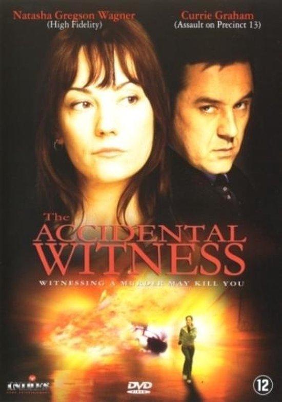 Cover van de film 'Accidental Witness'