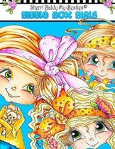 Sherri Baldy My-Besties Giggle Box Girls Coloring Book