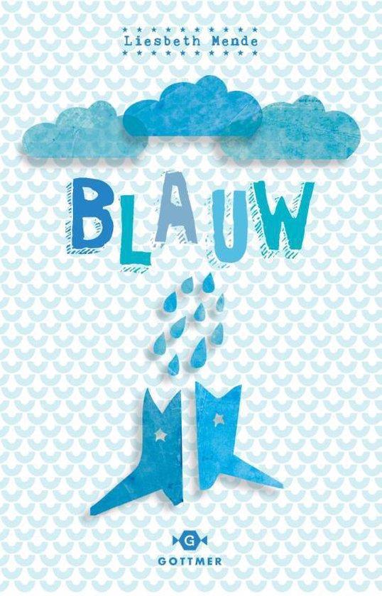Blauw - Liesbeth Mende |