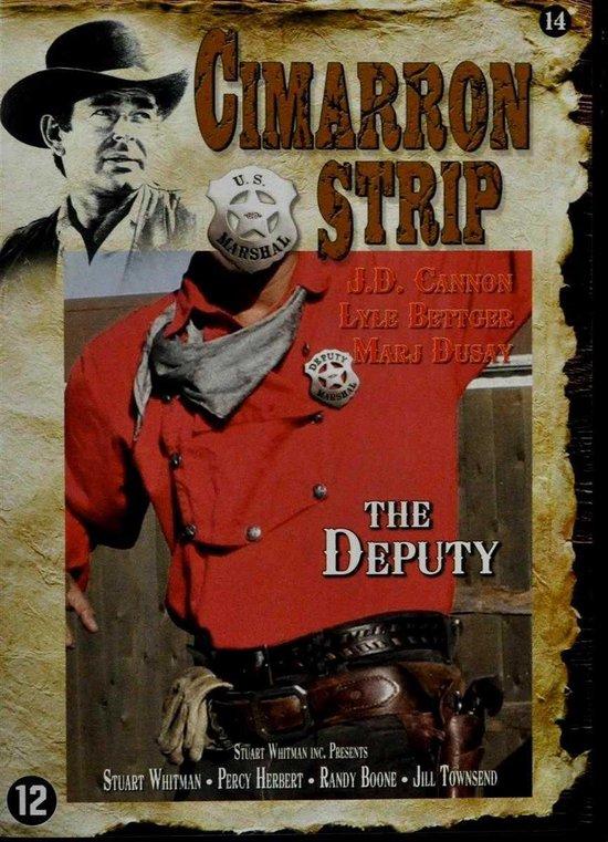 Cover van de film 'Cimarron Strip - The Deputy'