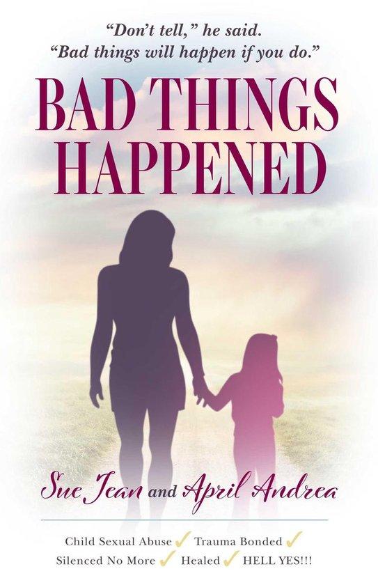 Omslag van Bad Things Happened