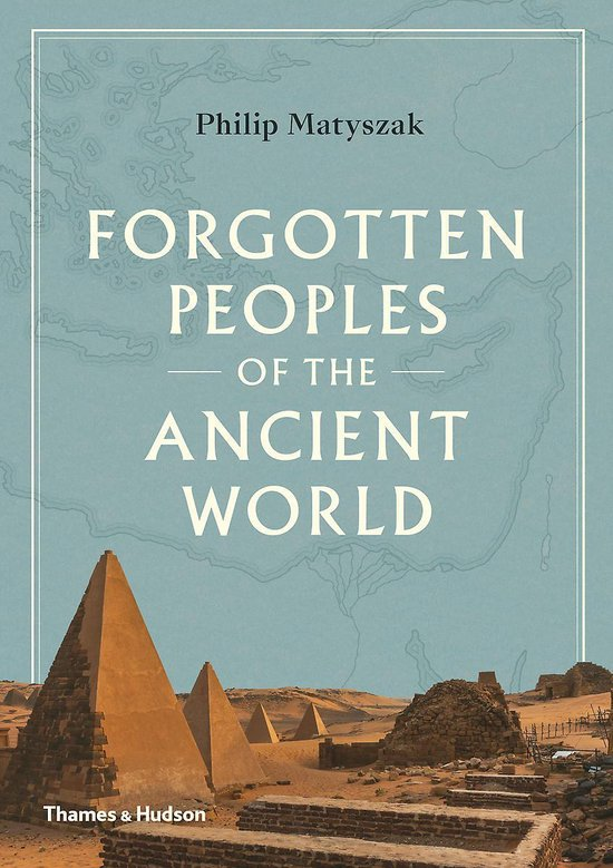 Afbeelding van Forgotten Peoples of the Ancient World