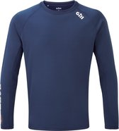 Gill RS37 Race Long Sleeve Tee - Heren - UV50+ - Dark Blue