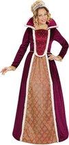 Koning Prins & Adel Kostuum | Royal Queen Mary | Vrouw | Large | Carnaval kostuum | Verkleedkleding
