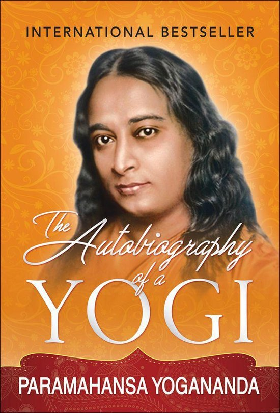 Boek cover The Autobiography of a Yogi van Paramahansa Yogananda (Onbekend)