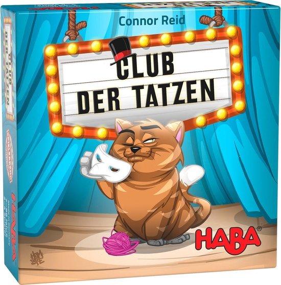 Afbeelding van het spel HABA Spiel - Club der Tatzen (Duits)