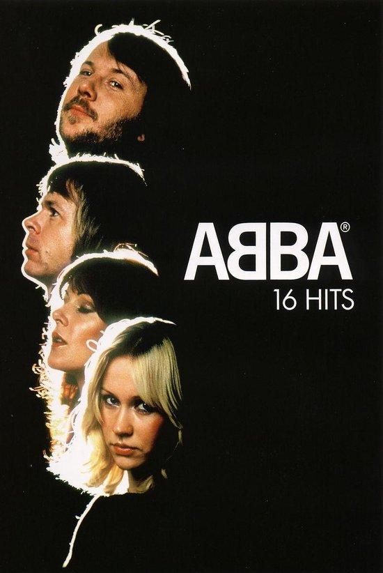 Cover van de film 'Abba 16 Hits'