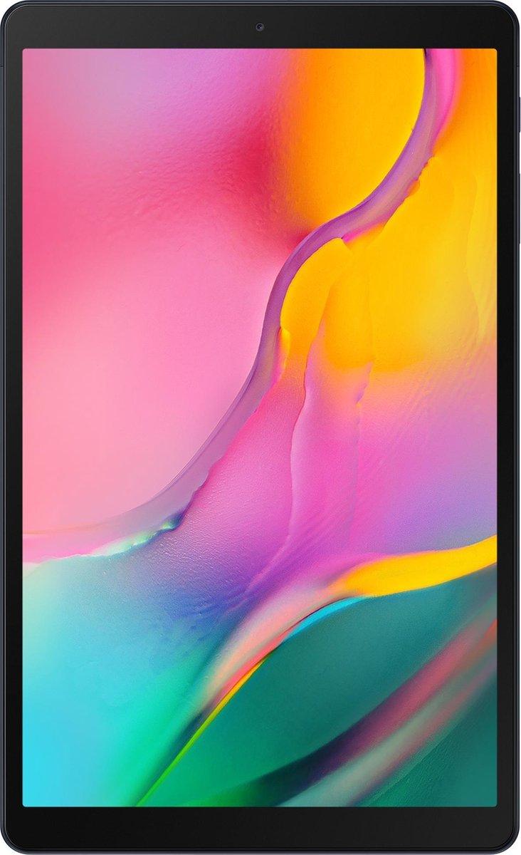 Samsung Galaxy Tab A (2019) SM-T515 4G LTE 32 GB 25,6 cm (10.1) Samsung Exynos 2 GB Wi-Fi 5 (802.11ac) Android 9.0 Zwart
