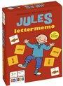 Afbeelding van het spelletje Jules - Jules lettermemo