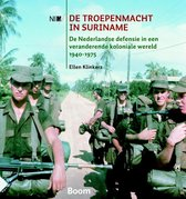 De troepenmacht in Suriname