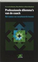 Boek cover PM-reeks - Professionele dilemmas van de coach van F. van den Boomen