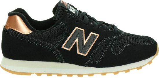 bol.com | New Balance 373 dames sneaker - Zwart - Maat 42,5