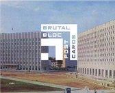 Boek cover Brutal Bloc Postcards van Fuel