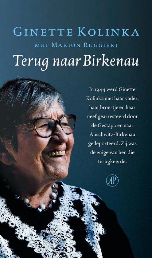 Terug naar Birkenau - Ginette Kolinka  
