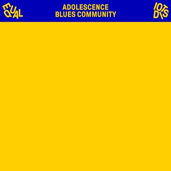 Adolescence Blues Community (CD)