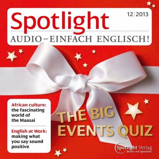 Englisch lernen Audio - Das große Quiz des vergangenen Jahres