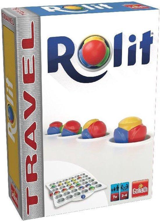 Afbeelding van het spel Goliath Reisspel Rolit '19