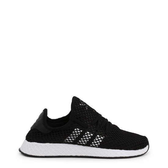 adidas Originals Deerupt Runner BD7890 Heren Sneaker Sportschoenen Schoenen  Zwart - Maat EU 43 1/3 UK 9