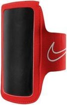Nike Lightweight Arm Band 2.0 phone houder rood