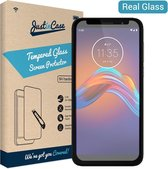 Just in Case Tempered Glass Motorola Moto E6 Play Protector - Arc Edges