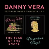 CD cover van Pressure Makes Diamonds 1 & 2 van Danny Vera