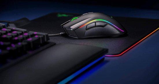Razer Mamba Elite Optische Gaming Muis - 16000 DPI - Zwart