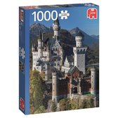 Neuschwanstein Premium Collection Jumbo Puzzel 1000 Stukjes