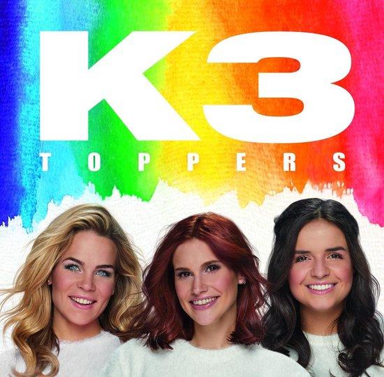 CD cover van K3 Toppers van K3