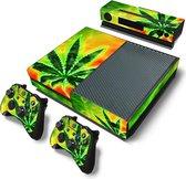 Weed - Xbox One skin - Geel | Groen