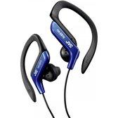JVC HA-EB75 - Sport oordopjes - Blauw